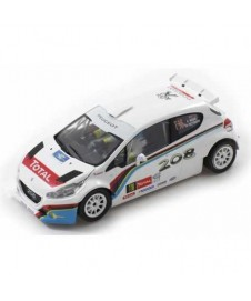 Peugeot 208 Rally Ypress2013 R Chasis Anglewinder