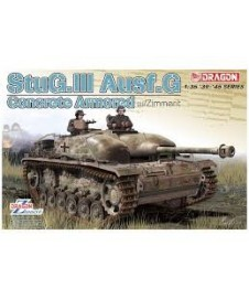 German Stug.iii Ausf.g Zimmerit