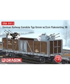 Vagon German Gondola Typ Ommr