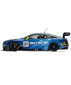Bentley Continental Gt3 Team Http Blue
