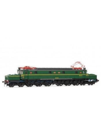 Locomotora Electrica Renfe 275,003 Verde