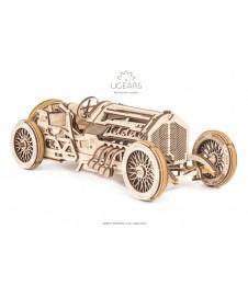 Gran Prix Car Con Movimiento