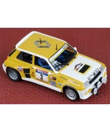 Renault 5 Tour De Corse España 82 Ortiz Minguez