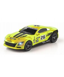 Slot Car Amarillo 1/43