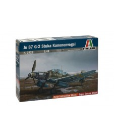 Stuka Ju87 Kanonenvogel