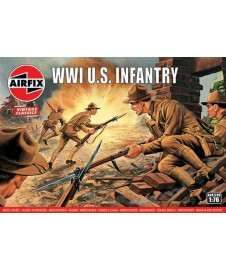 Infanteria U.s. Ww1