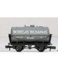 Vagon Cisterna Bodegas Bilbainas