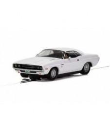 Dodge Challenguer White