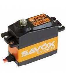 Servo Savox 12 Kg. 0,08 Sg. Metal Coreless