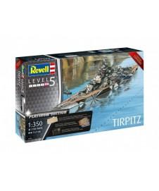 Barco Tirpitz Platinim Edition