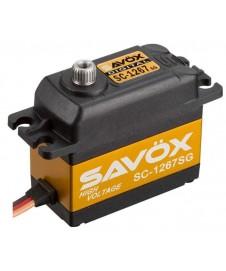 Servo Savox 20 Kg. 0,09 Sg. Metal Coreless