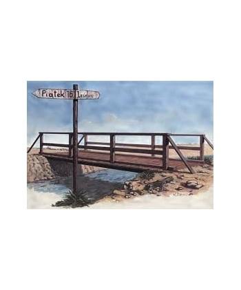 Puente De Madera 1/35