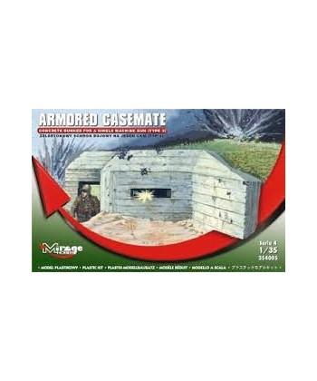 Bunker Para Armas 1/35