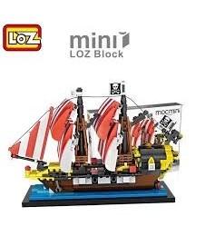 Barco Pirata Loz 653 Pz