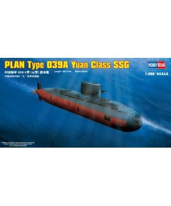 Plan 039a Yuan Class Ssg
