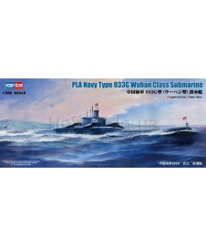 Plan Navy Type 033g Wuhan Class Saubmarine