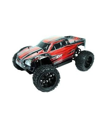 Monster 1/10 Rtr 4wd, Brushless, Completo