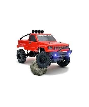 Crawler 1/24 Outback Rojo