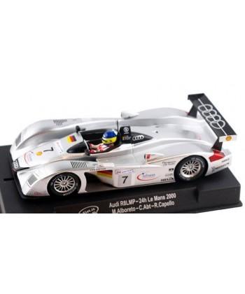Audi R8 Lmp 7 24 Le,mans 2000 Alboretto