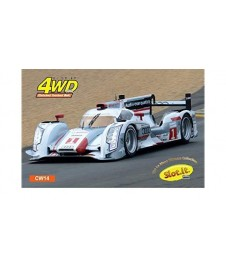 Audi R18 E-tron Quattro Winners Lemans 2012