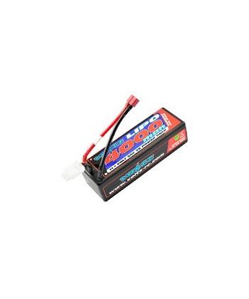 Bateria Lipo 11.1 V. 4000 Ma. 50c. Caja Dura