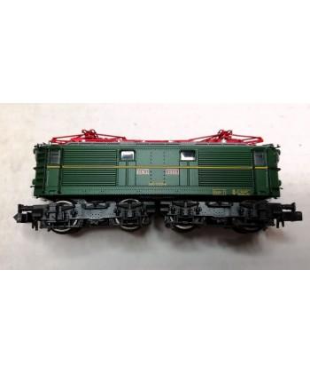 Locomotora Renfe E1005 Sin Placas