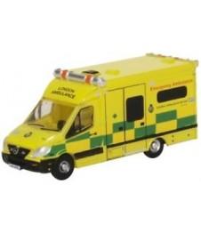 Mercedes Ambulancia London