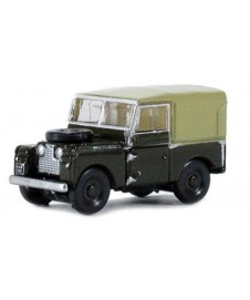 Land Rover Verde