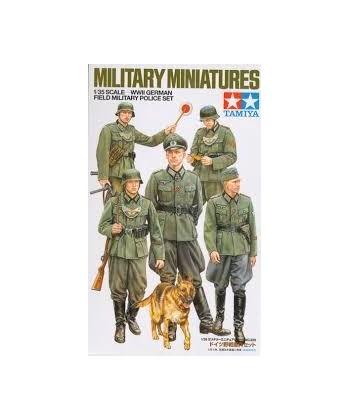 German Military Police Set