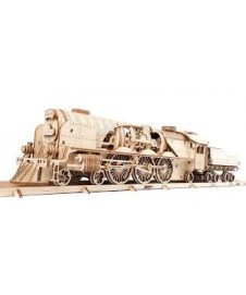Locomotora Vapor Express