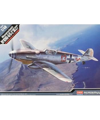 Messerschmitt Bf 109g-6/g Jg 27