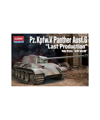 Pz.kpfw.v. Panther G Version Last