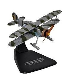 Gloster Gladiatorwith Skis Fl19