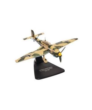 Junkers Ju87 76 + Dp 6 Avion Metalico