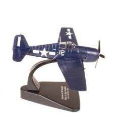 Grumman Hellcat Vf31 Lt. Ray Hawkins Maqueta Metal