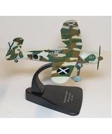 Hs 126a-1 A88 Legion Condor España Avion Metal