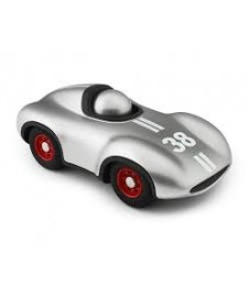 Mini Speedy Le Mans Plateado