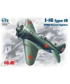 I-16 Type 18 Soviet