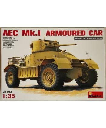 Armoured Car Aec Mk. I