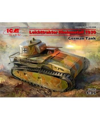 German Tank 1930