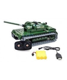 Vehiculo Tank Rc. En Kit Tekno