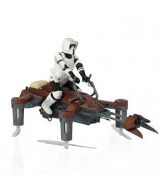 Edicion Coleccion Drone Speeder Bike Quad