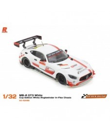 Mb-a Gt3 Cup Edition White Anglewinder In-flex Chasis