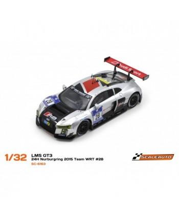 Lms Gt3 Audi 24 Nurburging Wrt