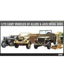 Ligth Vehicles Of Allied