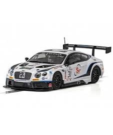 Bentley Continental Gt3 Team Parker Racing