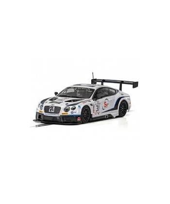 Bentley Continental Gt3 Team Parker Racing