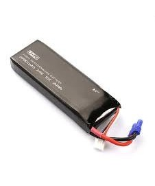 Bateria Lipo 7,4 2700, 10c 20wh.