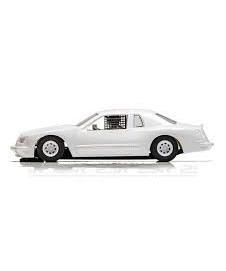 FORD THUNDERBIRD 1986 WHITE