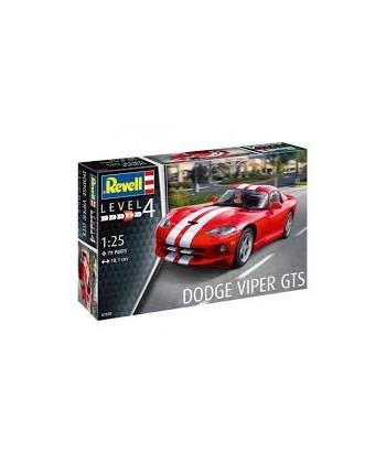 DODGE VIPER GTS, CON PINTURAS